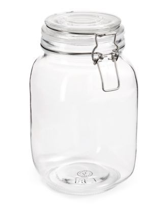 stewart kitchen canisters martha stewart collection 50 oz hermetic canister