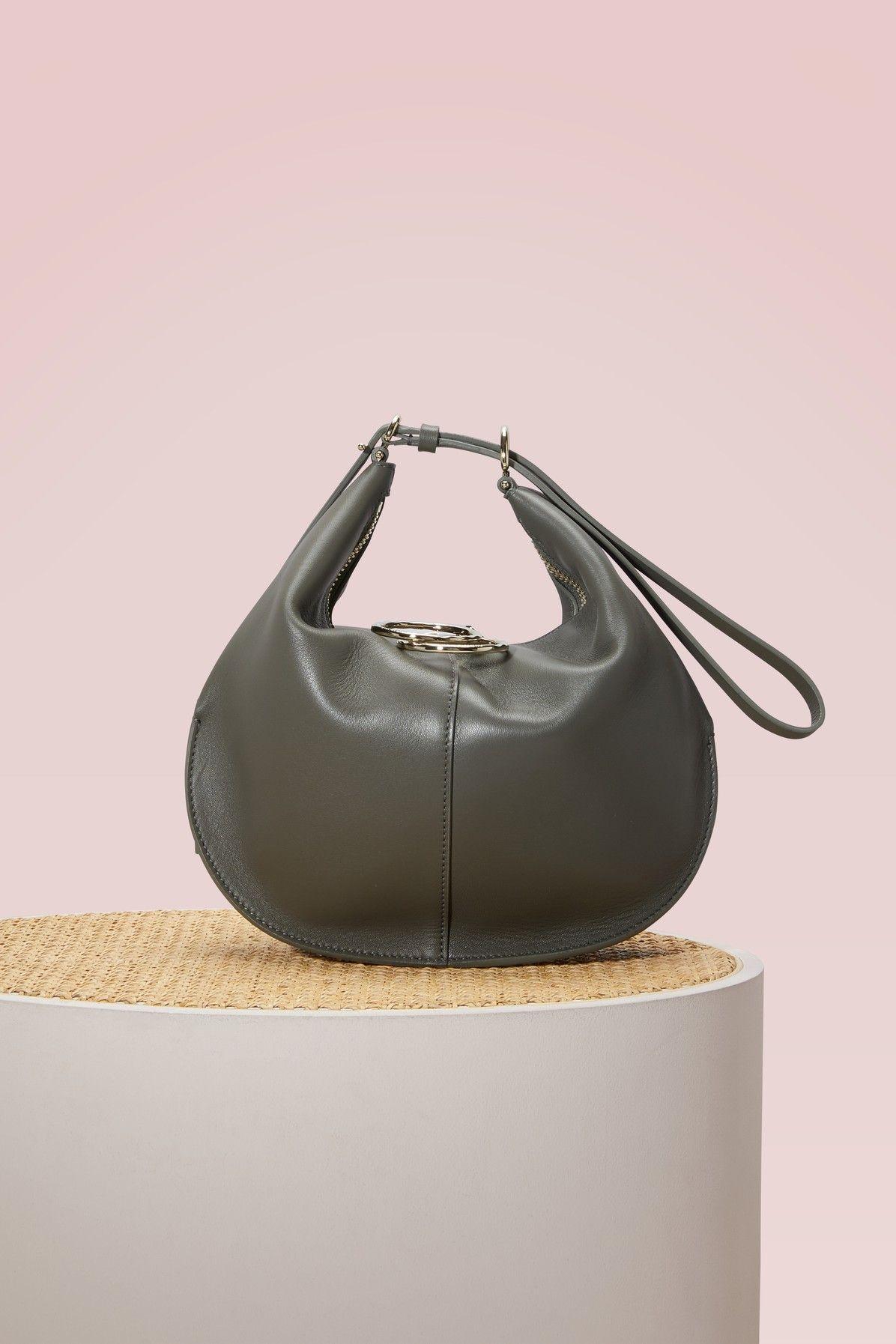 6135b34fba NINA RICCI Kuti baluchon handbag.  ninaricci  bags  shoulder bags  leather   lace  hobo