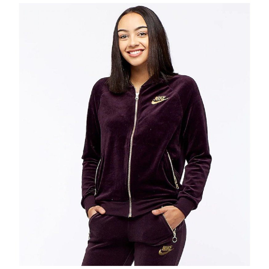 nuez cortar a tajos Egoísmo  velvet nike sweatsuit store f15a3 604db