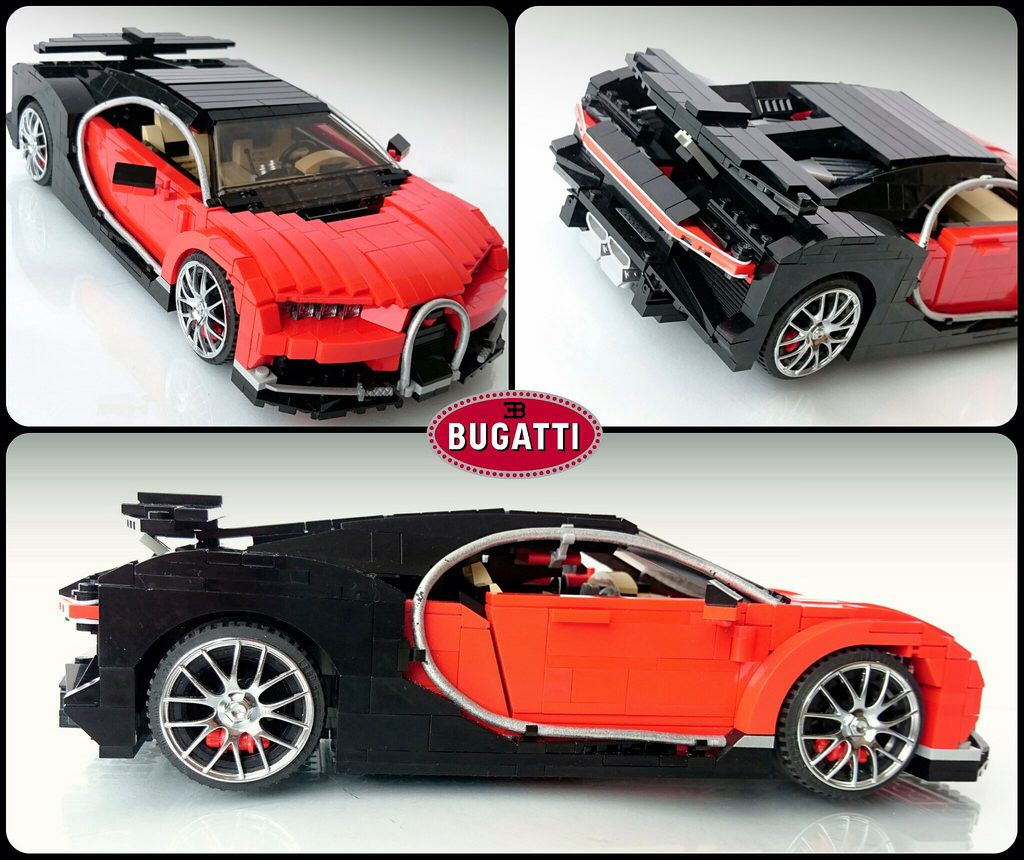 10 bugatti chiron lego cars lego lego design lego machines. Black Bedroom Furniture Sets. Home Design Ideas