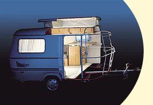 caravanes eriba en detail. Black Bedroom Furniture Sets. Home Design Ideas