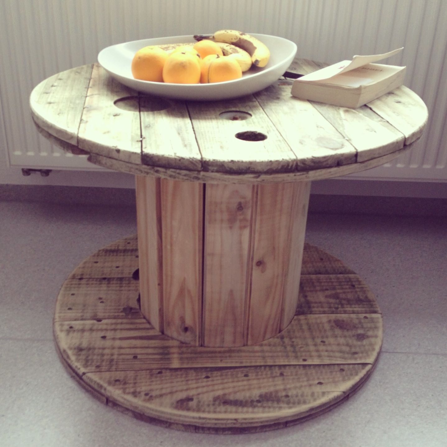 DIY Living Room Table Wohnzimmertisch