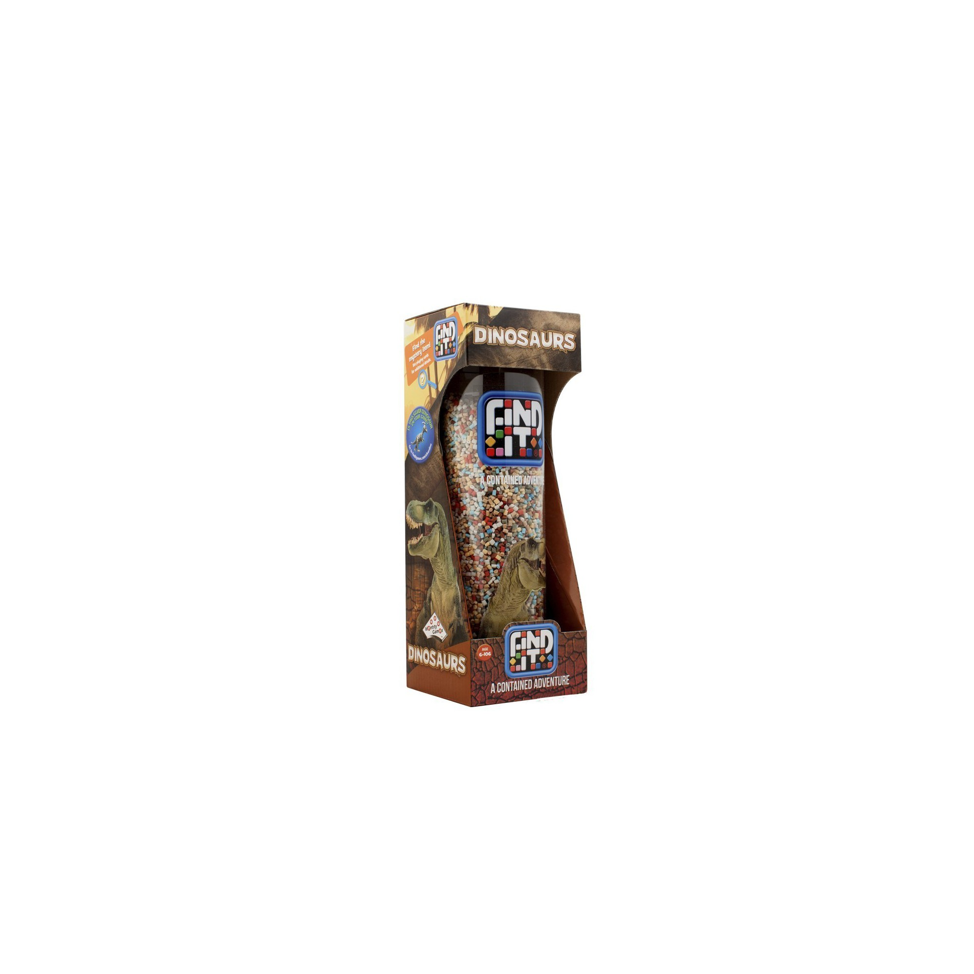 Find It Dinosaurs Hidden Object Game