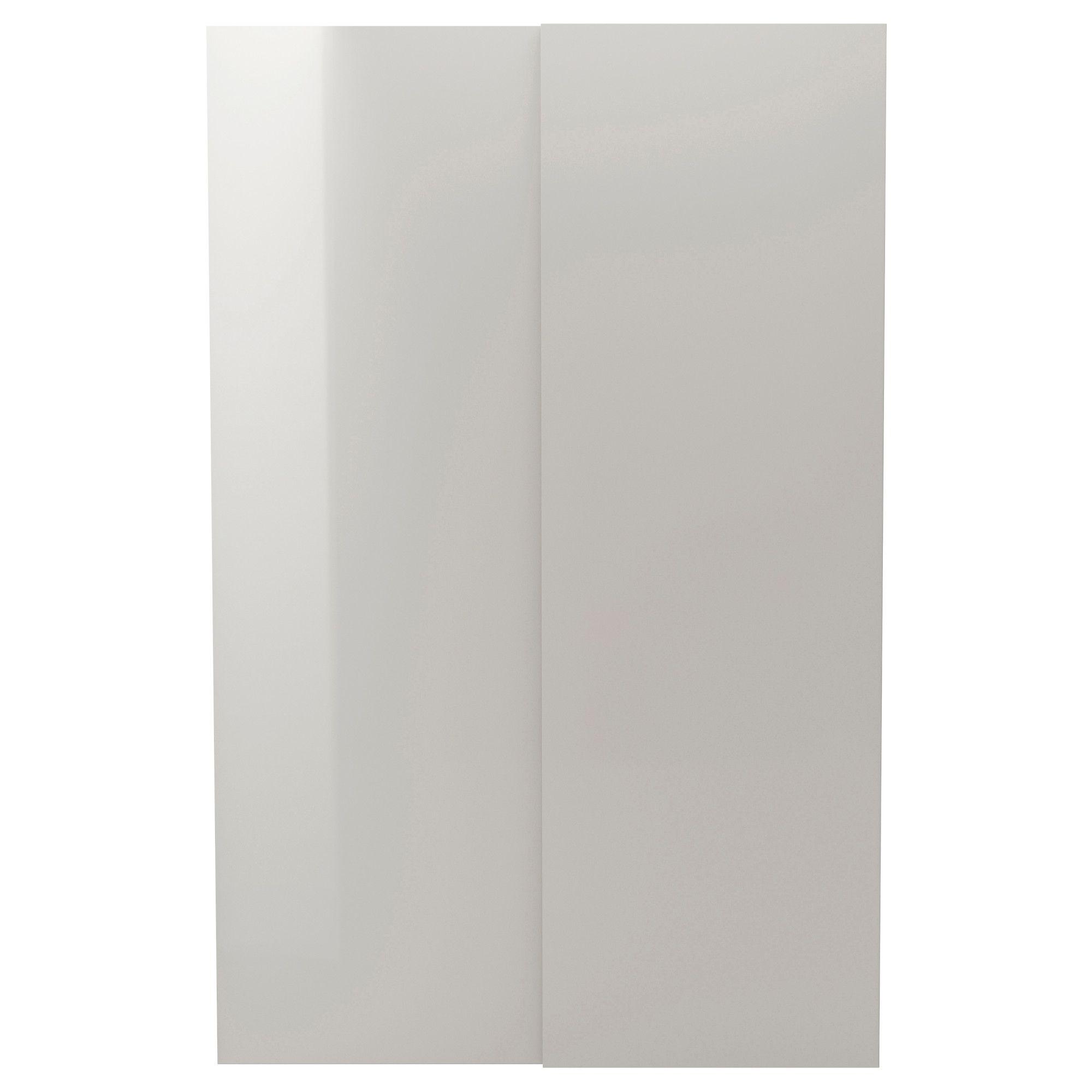 Ikea Assembly Instructions Pax Hasvik Sliding Doors 150