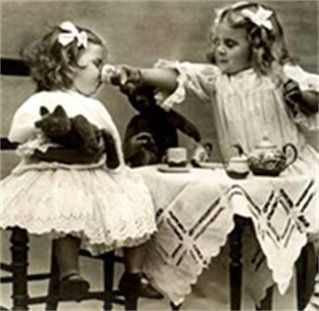 Victorian Children's Tea
