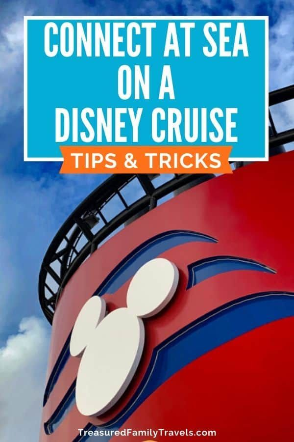 How To Connect At Sea Using Disney Cruise Wifi