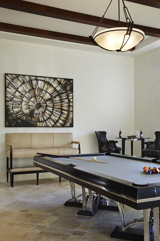 Fort Lauderdale Game Room Custom Pool Table Oversized