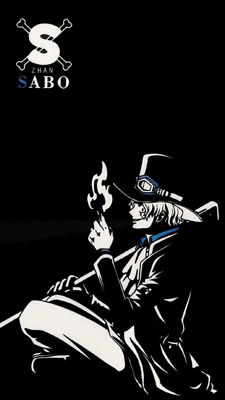 One Piece ワンピース壁紙iphone アニメキャラ ワンピースサボ