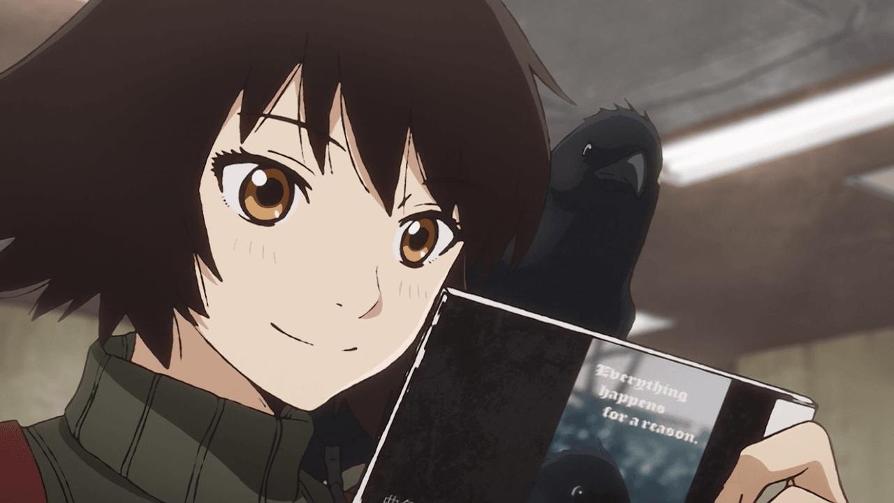 Yesterday wo Utatte Episode Ekstra di 2020 Animasi, Kayak