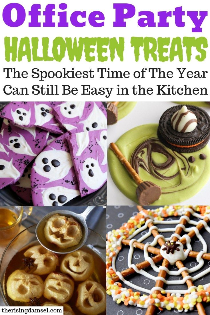 Halloween Treats Easy to Make Food For Your Scary Party