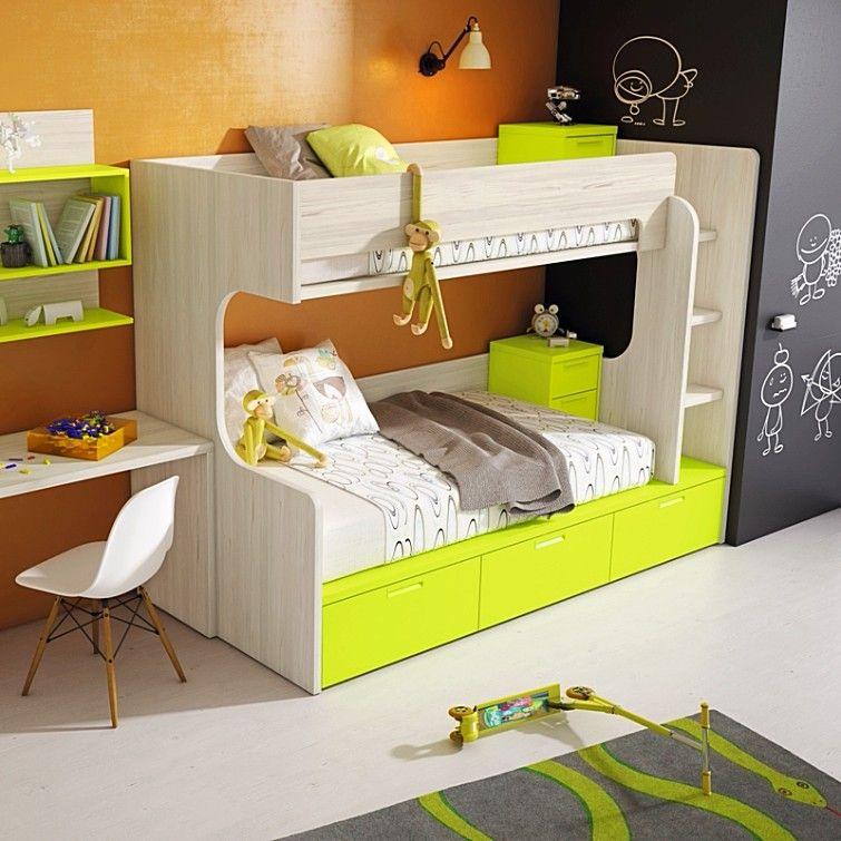 Litera cat logo up16 litera dormitorio for Muebles pepe jesus dormitorios juveniles