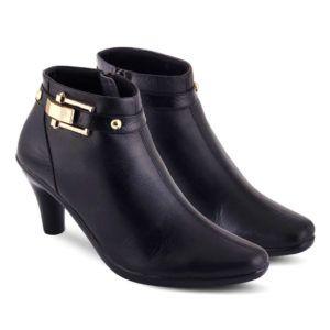 Sepatu Boot Wanita Hak Tinggi Jak 5306 Sepatu Wanita Modern