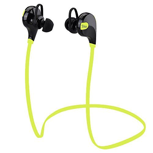 Senbowe Bluetooth 4.1 Wireless Sport Headphones / Headset / Earbuds Sweatproof Running Gym Exercise Bluetooth Headsets with Microphone for iPhone,Samsung and other Devices senbowe http://www.amazon.com/dp/B00OVX7M3U/ref=cm_sw_r_pi_dp_ohkzwb1HXJ1XX