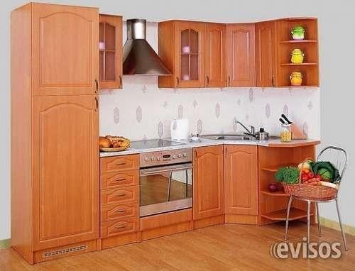 Remodelaciones chaves cocinas integrales