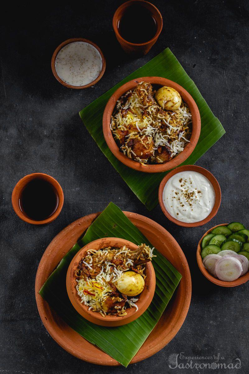 Kolkata Chicken Biryani Chicken Biryani Recipe Indian Food Recipes Biryani