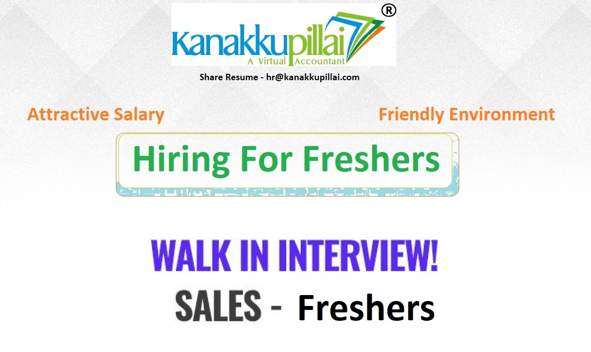 Interested Candidates Can Walk In Or Drop Your Resume Hr Kanakkupillai Com Attractive Salary Incentives Friendly Consulting Business Resume Business Names