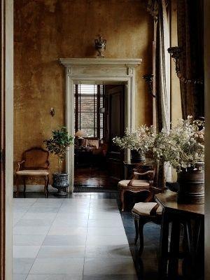 Castle Interior Design Property axel vervoordt castlebelladonna | sit/see/savor | pinterest