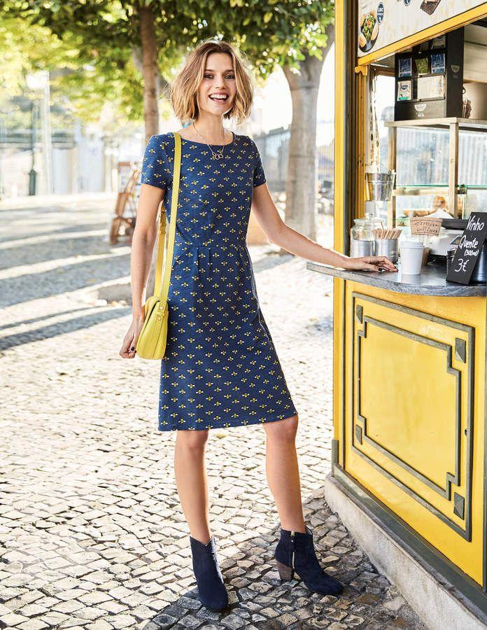 1852cc941e24f Boden Phoebe Jersey Dress | SOPH | Dresses, Fashion, Classy outfits