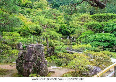 Japanese Garden Arkivfotografier og billeder   Shutterstock