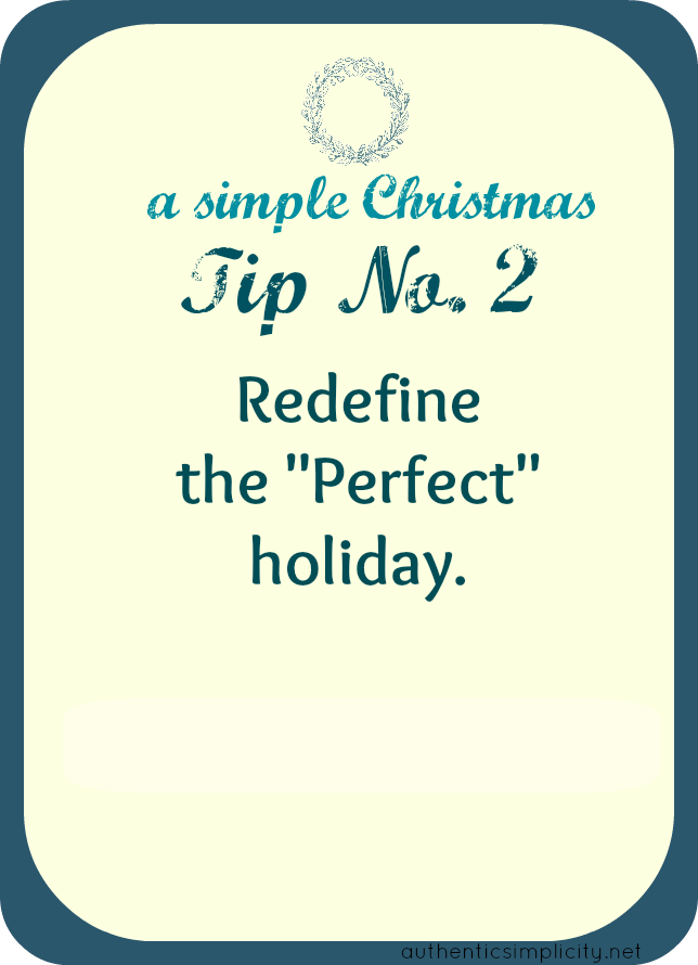a simple christmas tip 2 redefine the perfect holiday pinner bromiti says yes i have to remind myself every year not to give in to societys vision - Christmas By Myself This Year