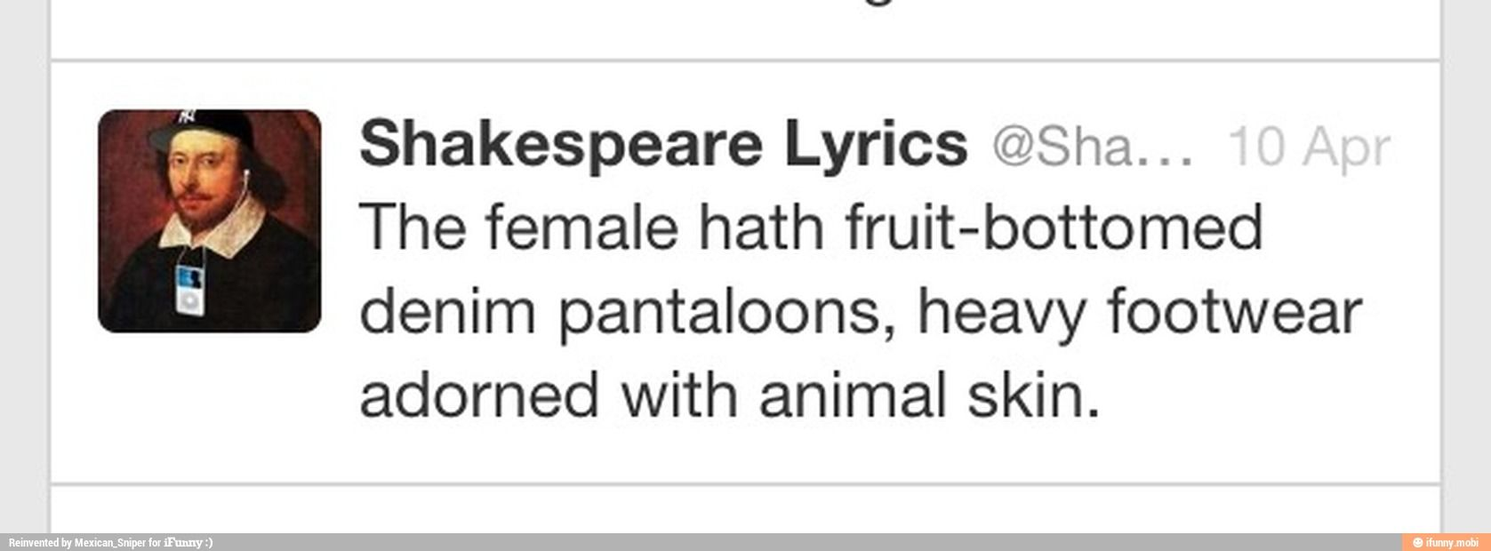 1000  images about Shakespearean Lyrics on Pinterest | Funny Jean