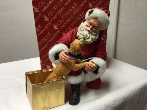 Possible Dreams Santa Stocking Stuffers Retired 4022407 Kittens