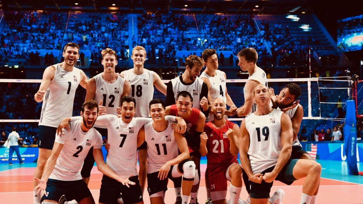 Usa Volleyball Usa Volleyball Usa Volleyball Team Volleyball Team