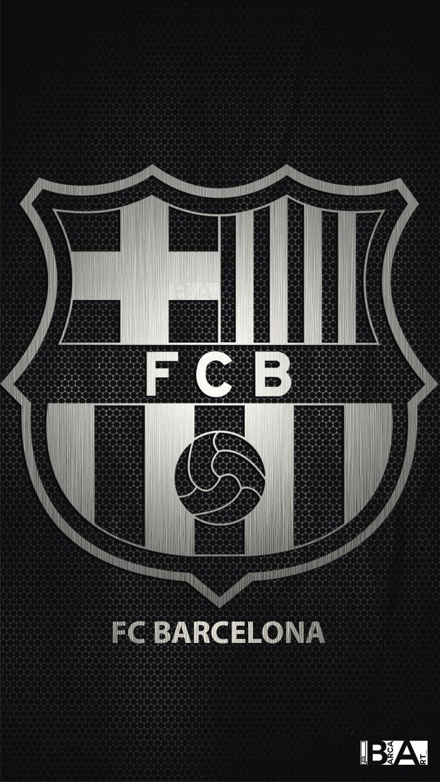 Black Fc Barcelona Wallpaper Hot Trending Now