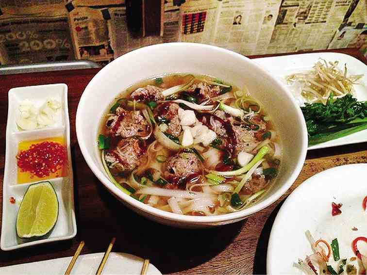 Self-conscious Vietnamese joint–but very good pho | Inquirer Lifestyle