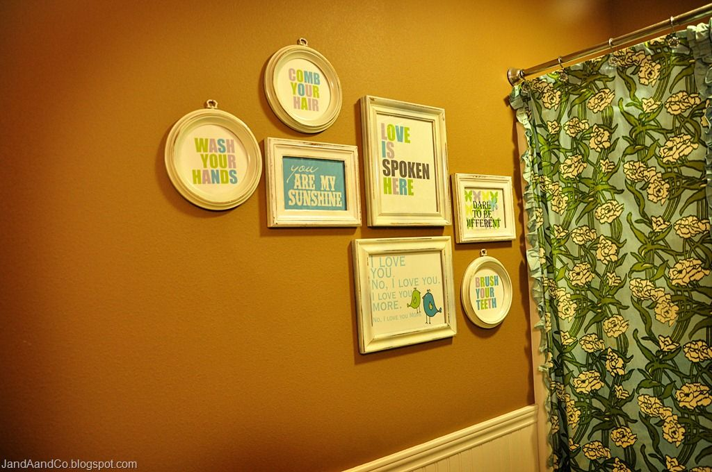 Wall[8].jpg (image) | Bathroom | Pinterest