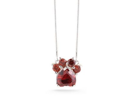 What Month Is Your Pet Born?   Sterling Silver Pawprint Birthstone Necklaces on sale @Coupaw for over 50% off + Free Shipping.  Every month available!