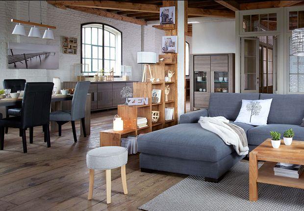 Décoration intérieure  nos idées pour optimiser l\u0027espace Salons - decoration de salle de sejour