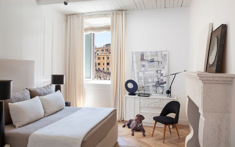 Pin by jennifer james interiors on bedroom arredamento for Architetti d interni famosi