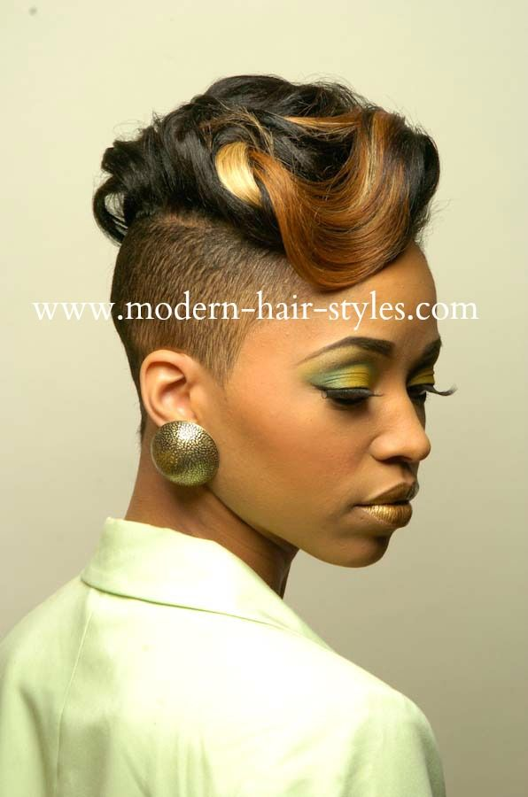 Brilliant 1000 Images About Nice Hairstyles On Pinterest Shaved Short Hairstyles For Black Women Fulllsitofus