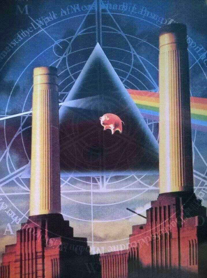 Pink Floyd Pink Floyd in 2019 Pink floyd artwork, Pink