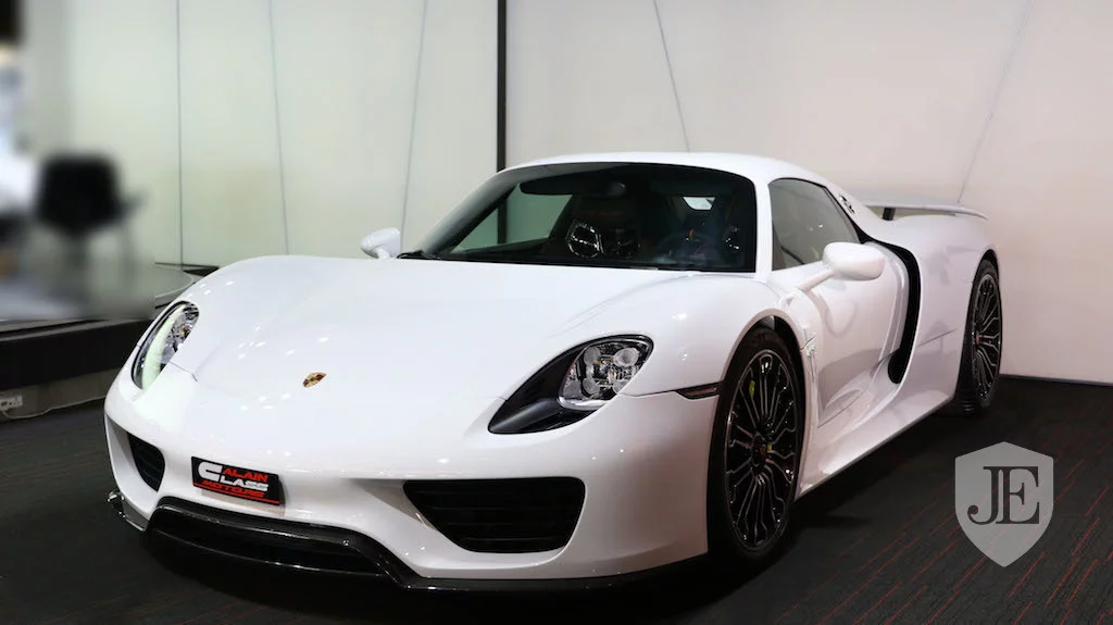 2015 Porsche 918 in Dubai, United Arab Emirates for sale