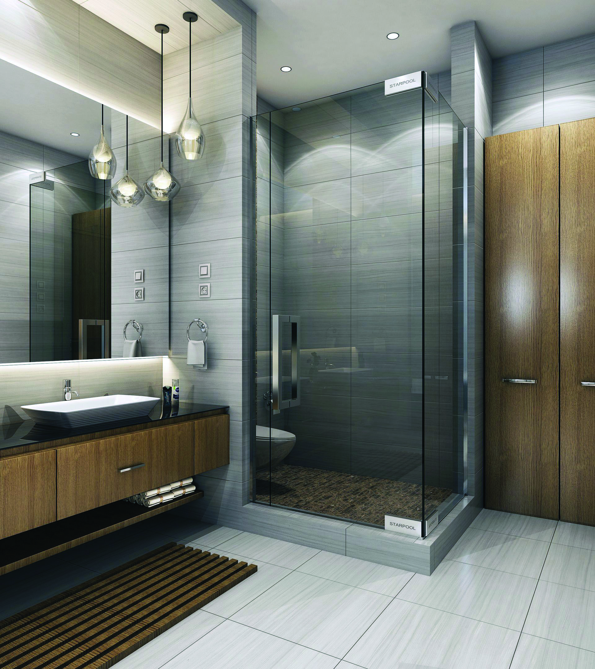 Spectacular Bathroom Concepts For An Area You Ll Certainly Never Wish To Leave Behind Modern Bathroom Ideas Modern Bathroom Decor Bathroom Bathroom Inter