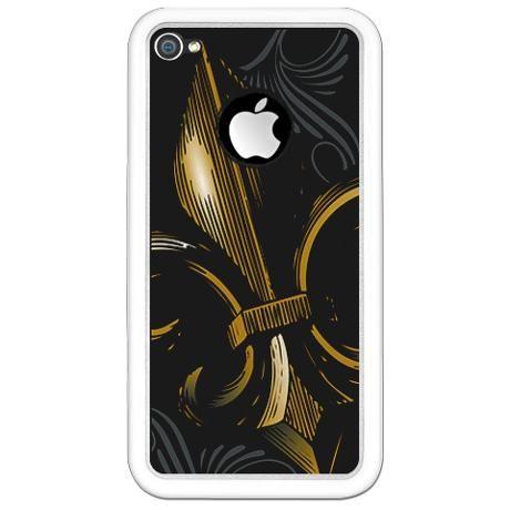 """""""Fleur de Lis iPhone 4 Case."""""""