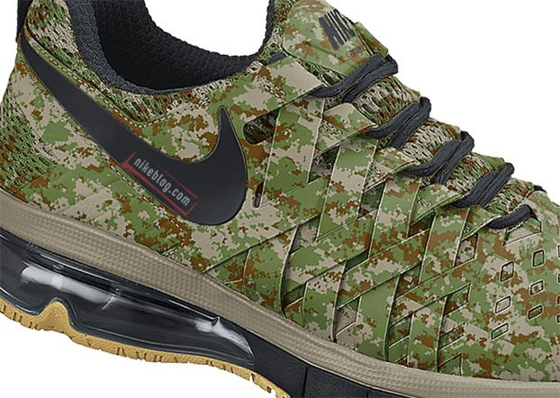 nike camouflage tennis shoes