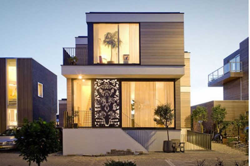 High Quality House · Modern Home Designs | Residential ...