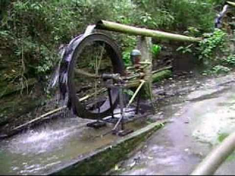 Instala o de bombas de roda d 39 gua zm bombas brasil for Como oxigenar el agua de un estanque sin electricidad