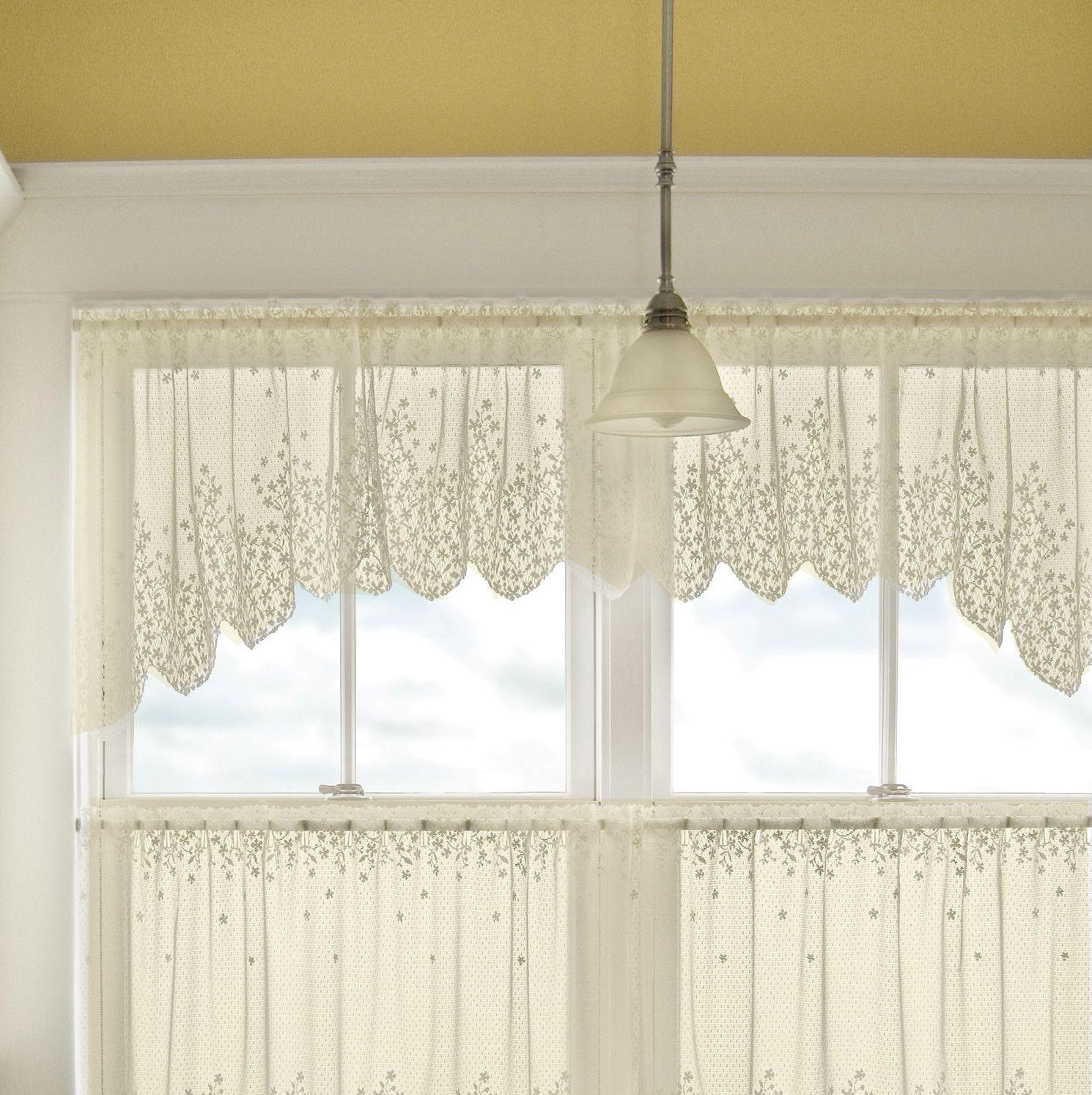 Abbigail 48 Curtain Valance