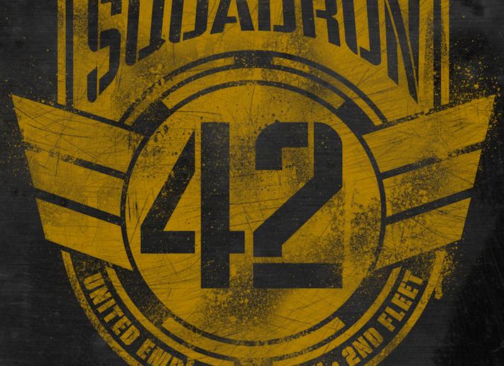 Squadron42 Logo Png 710 516 Star Citizen Stars Single Player
