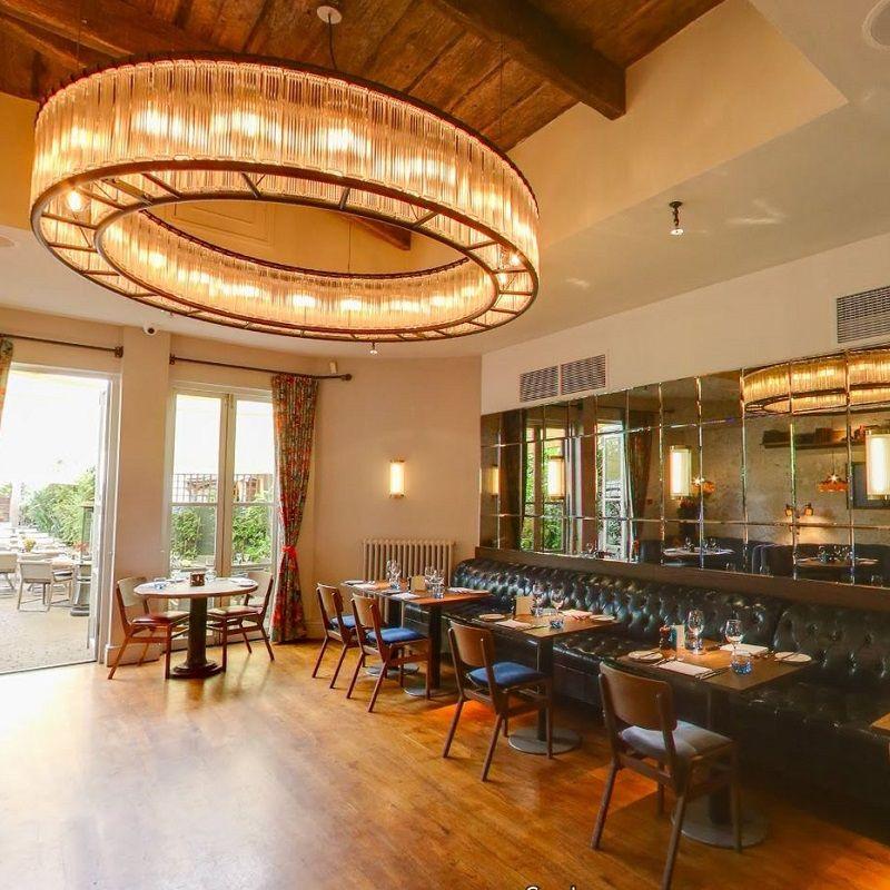 Swan Bar & Brasserie Stunning Lighting design by David