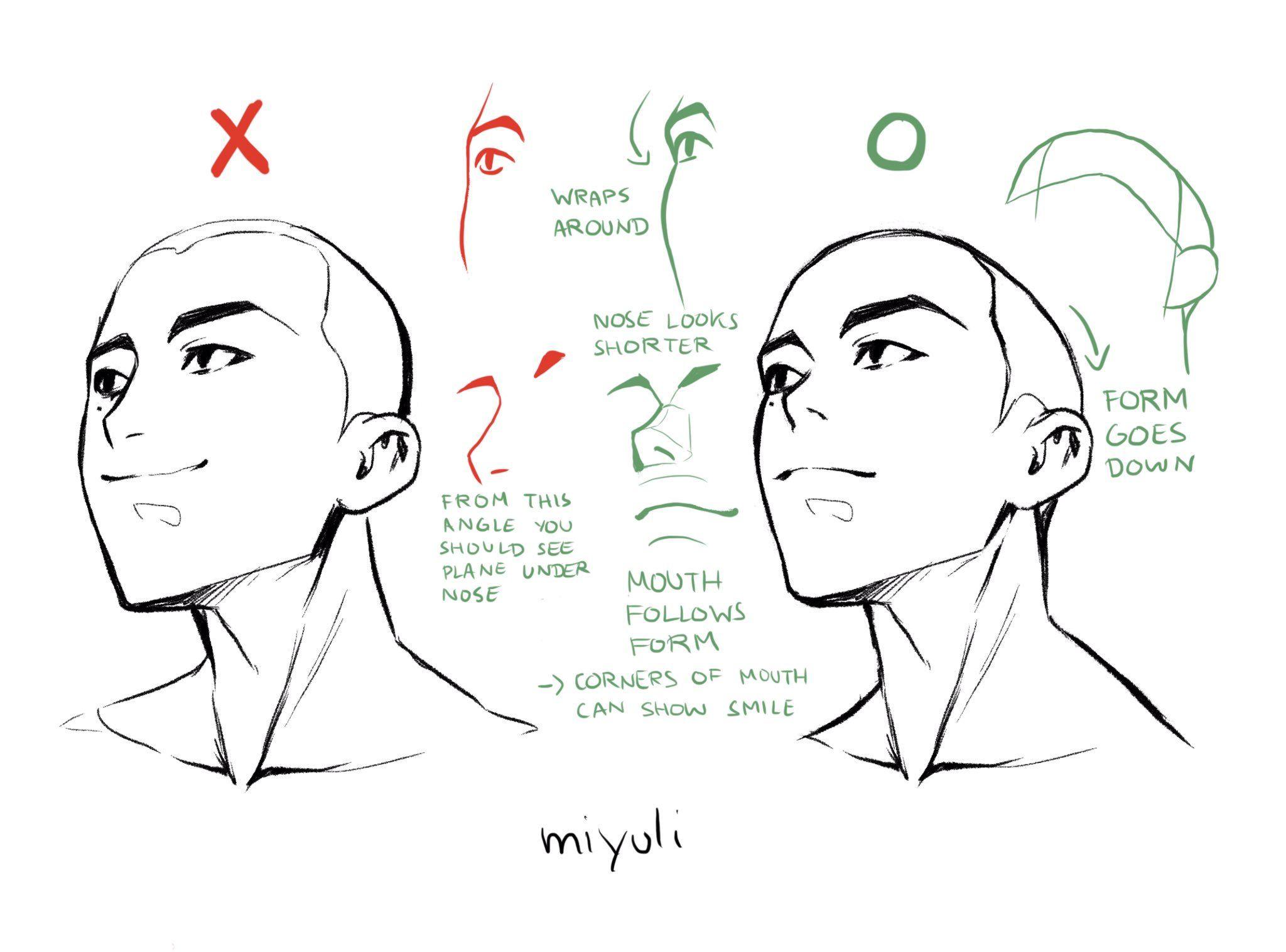 みゆり on Art reference poses, Drawing tips, Art reference