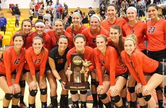 Wju Claims Atlantic Region Title Volleyball Athlete The Championship