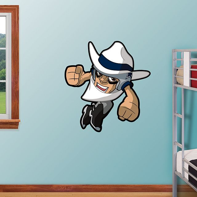 Fathead wall graphic dallas cowboys wall decal · diy bedroom decorkids