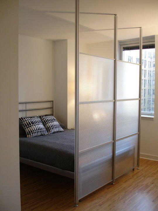 Translucent Room Divider System by Dan Forlenza Divider Room and
