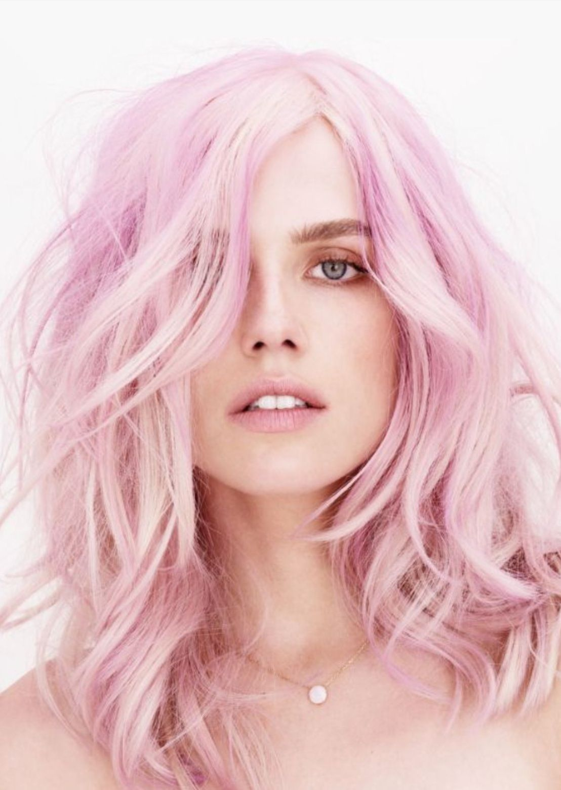 Fairy Floss Haarfarben Pinke Haare Haar Styling