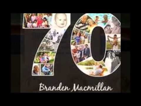 70th Birthday Gift Ideas For Grandpa